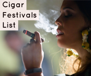 cigar festivals ad