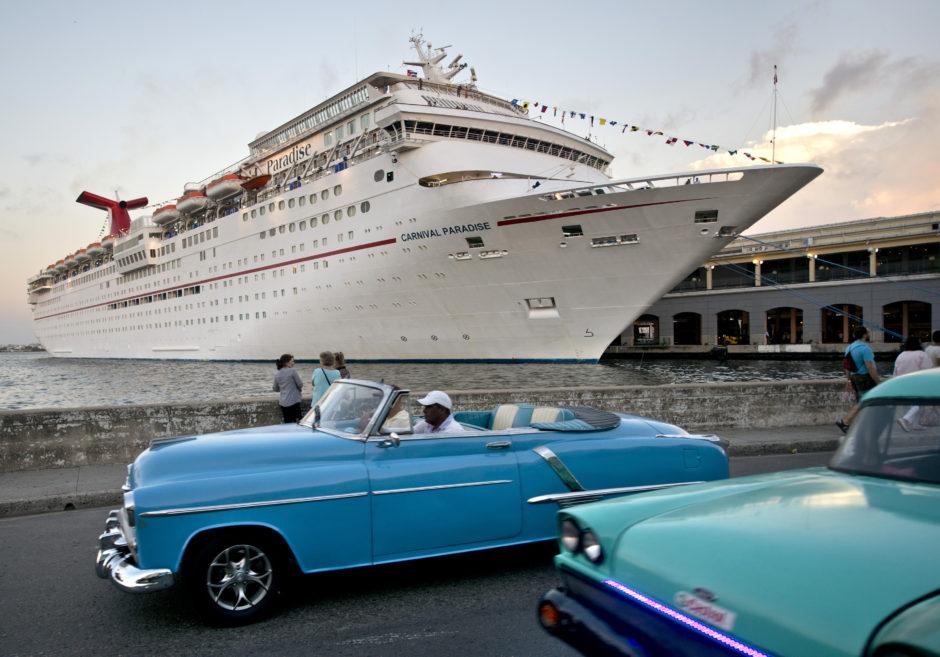Carnival Paradise cruise cuba