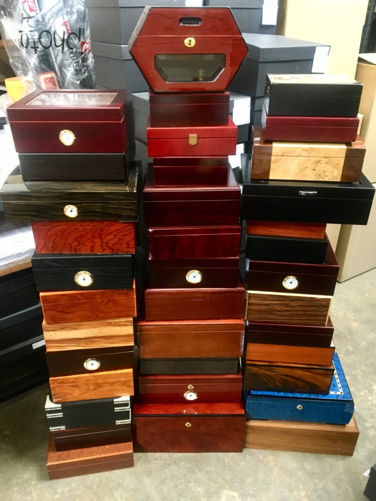 Cash for Clunkers humidors daniel marshall