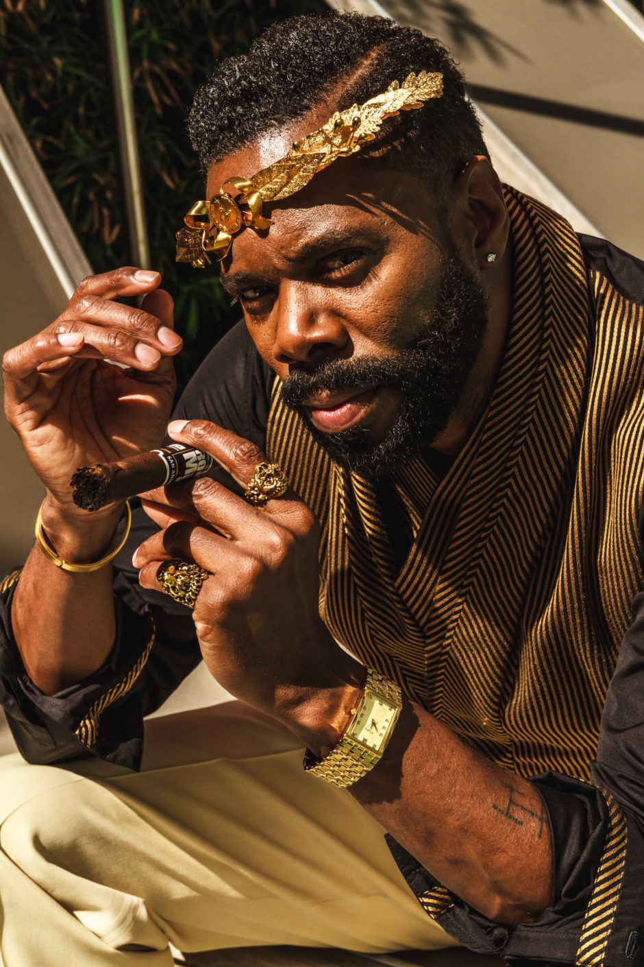 Colman domingo smoking cigar main