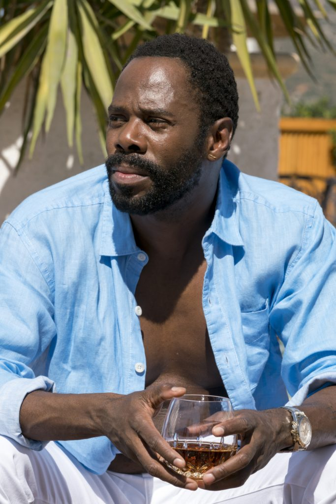 Colman domingo Fear the walking dead Whiskey