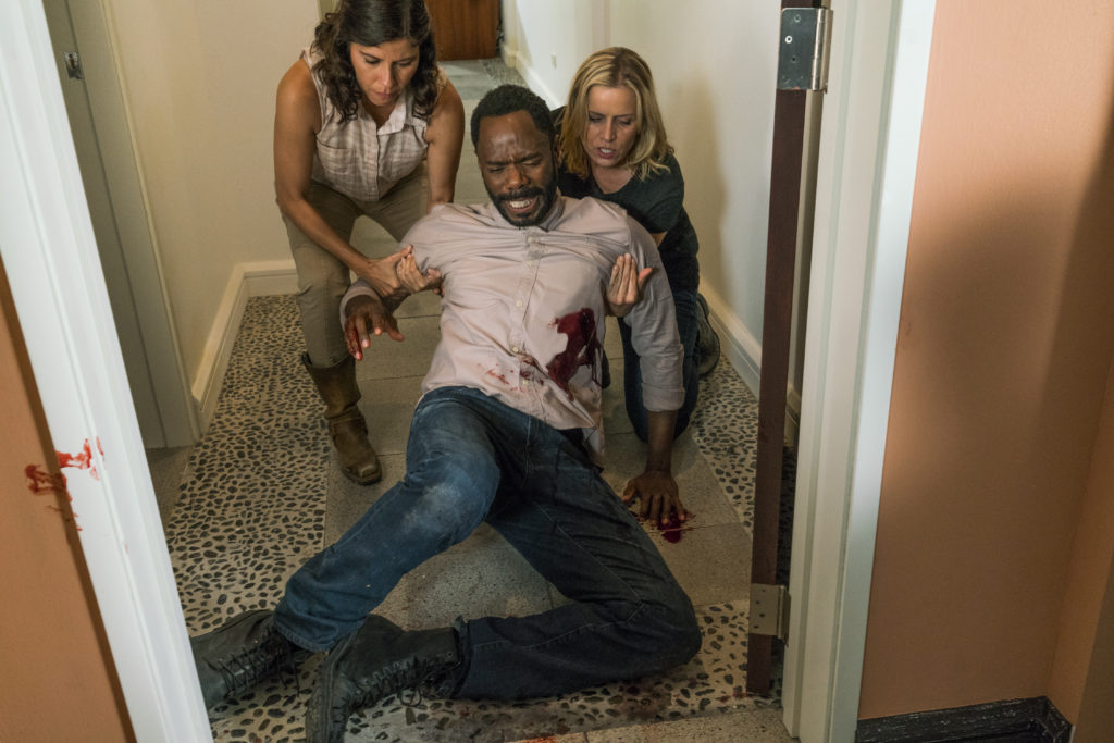 Colman Domingo Fear the Walking Dead 5