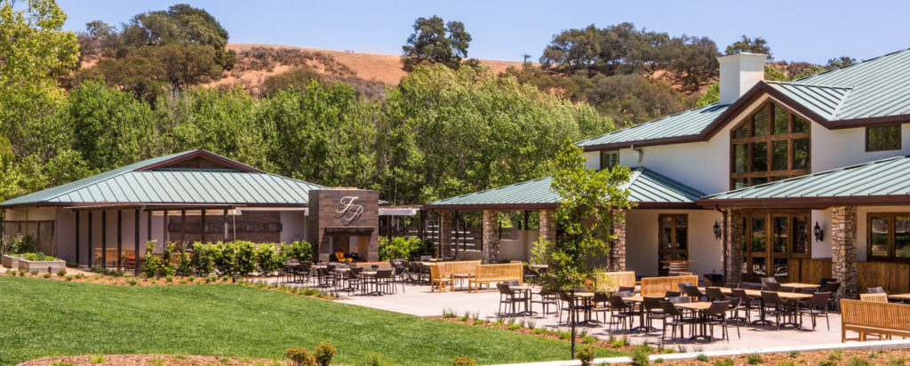Fess Parker Touring the American Riviera's Top Wineries