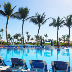where to stay hard rock hotel punta cana Pool