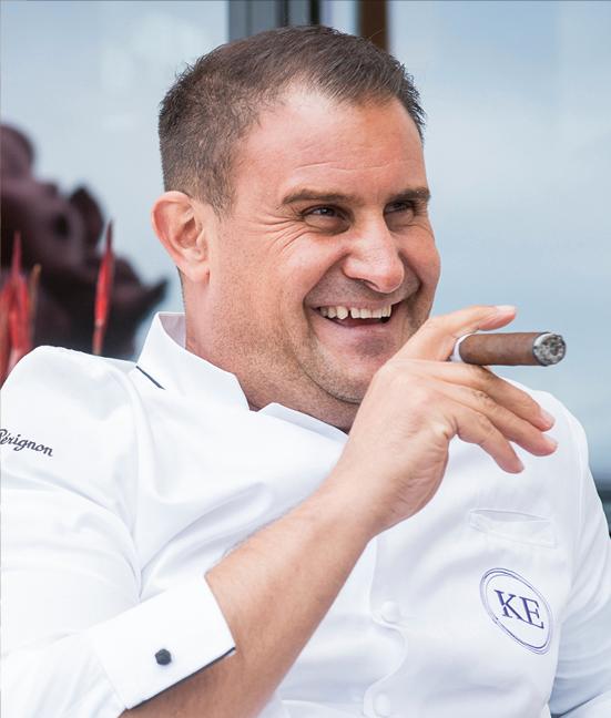 Klaus Erfort davidoff chefs edition 2018
