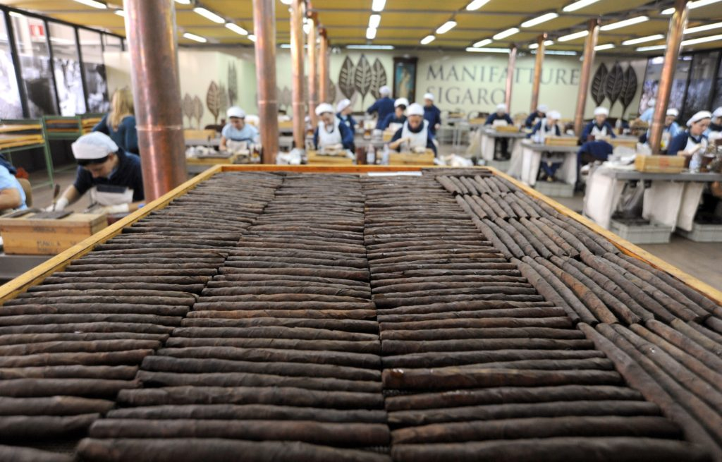 Toscano cigars 200 years