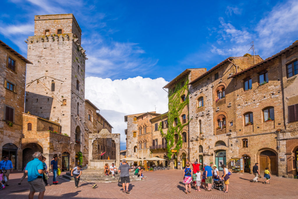 San Gimignano wine in the heart of Tuscany 1
