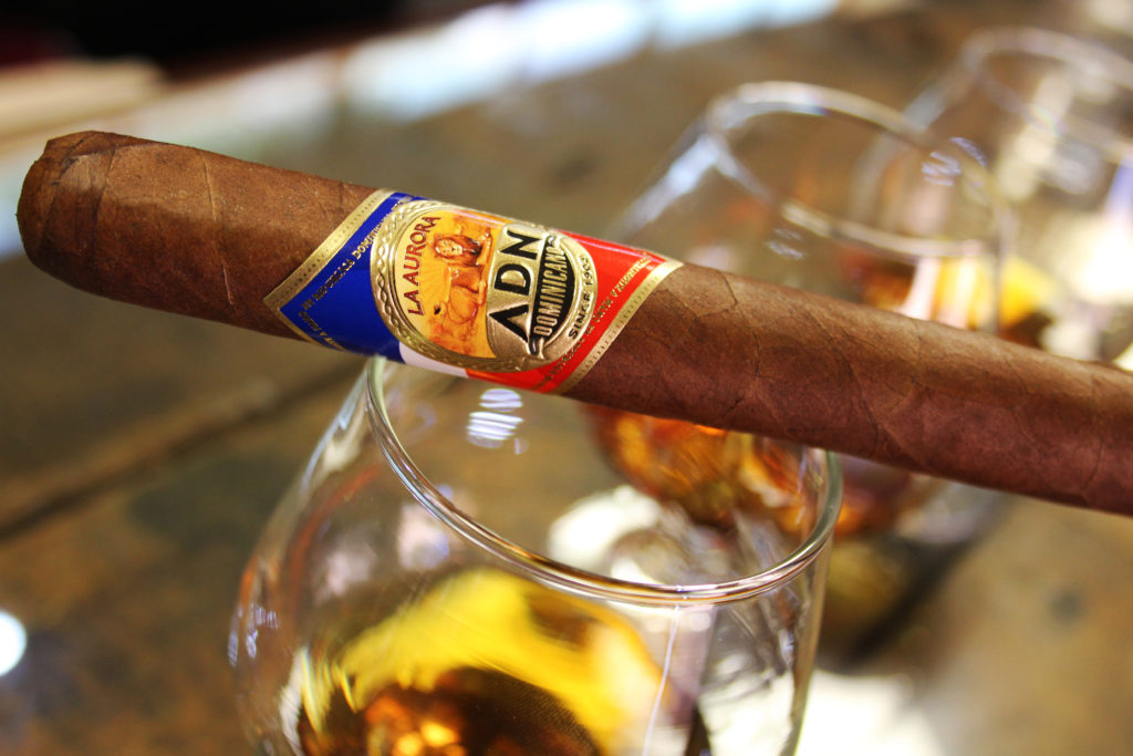 ron barcelo tour rum cigar