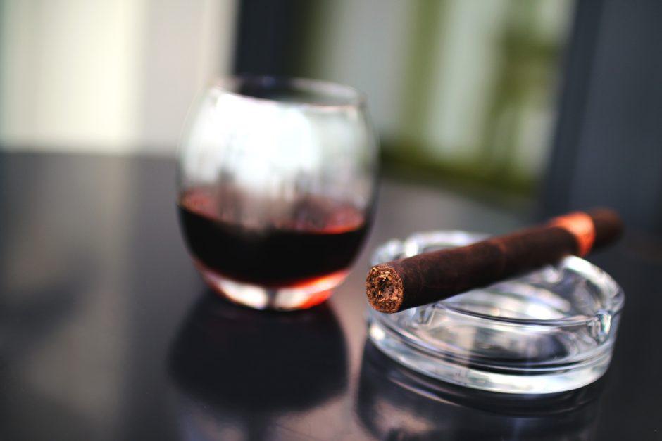 cigar wine tips demystifying wine