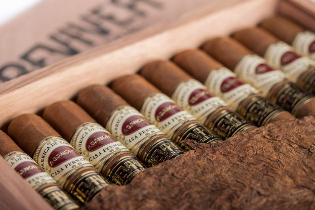 cigar dojo aganorsa leaf reviver open box