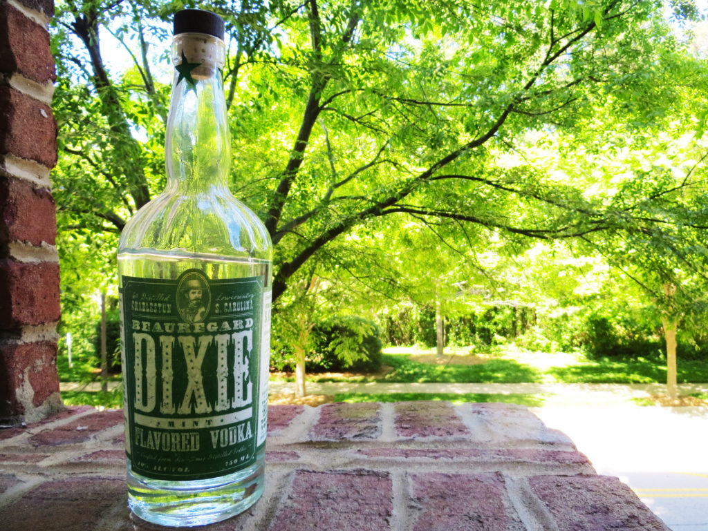 dixie mint vodka review