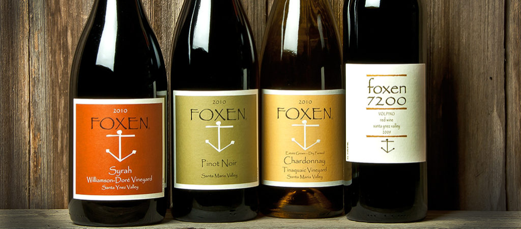 foxen Touring the American Riviera's Top Wineries