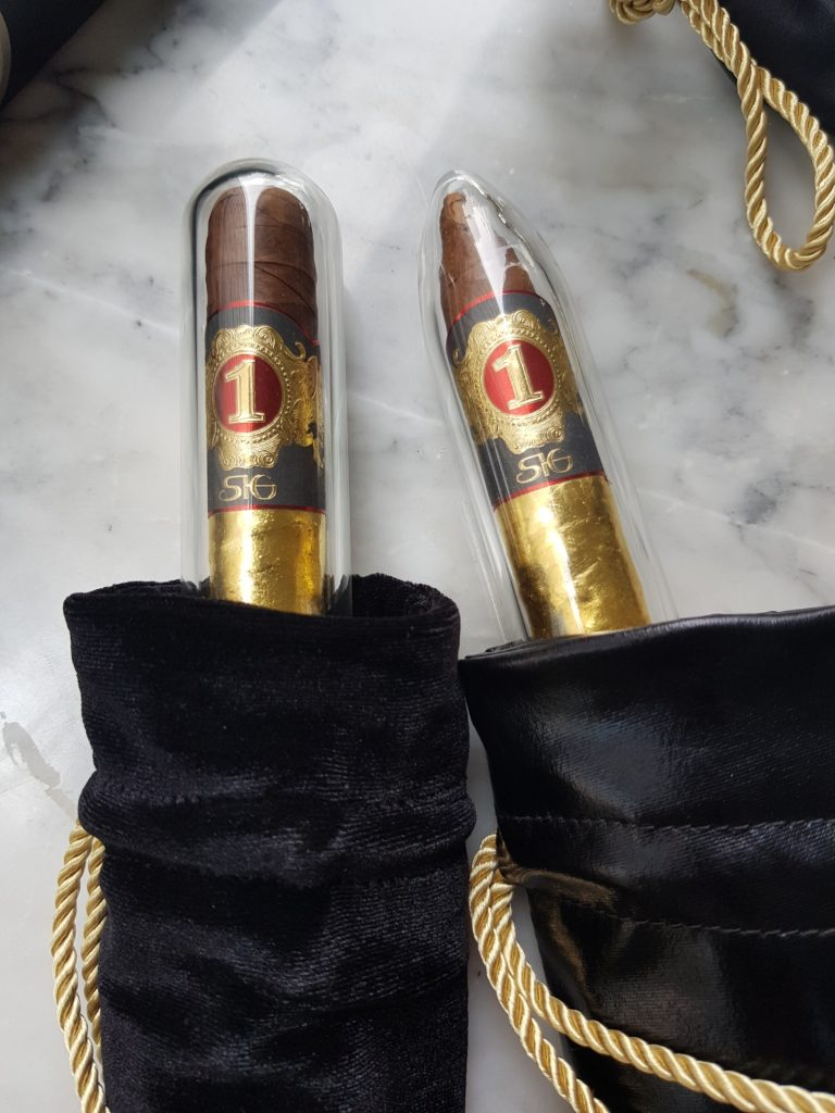gold cigars close up gold wrapped cigars sig1 james smith