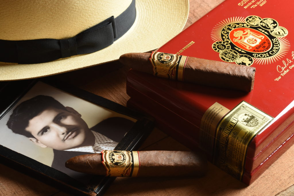 in our humidor Arturo Fuente Don Carlos Eye of the Shark