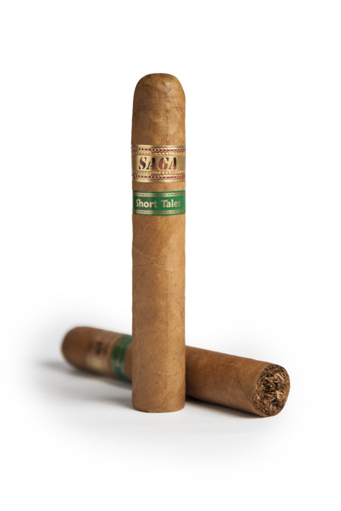 in our humidor De Los Reyes Cigars' Saga Short Tales Tomo 3 L.I.V.