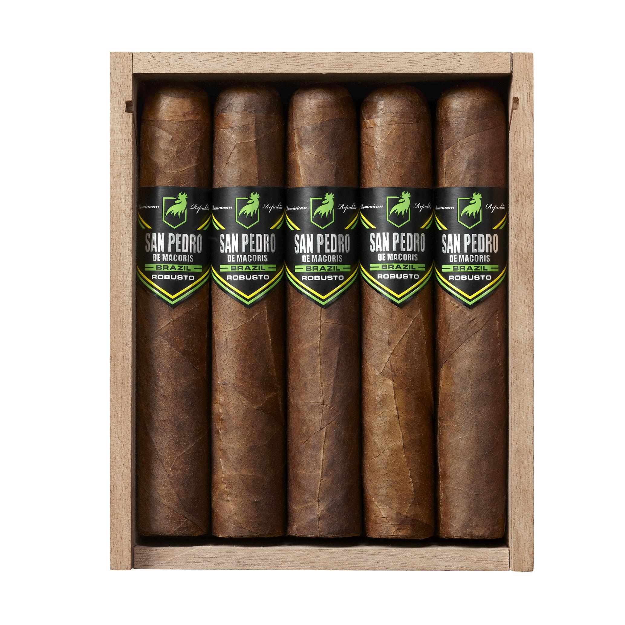 Royal Agio Cigars San Pedro de Macorís Brazil