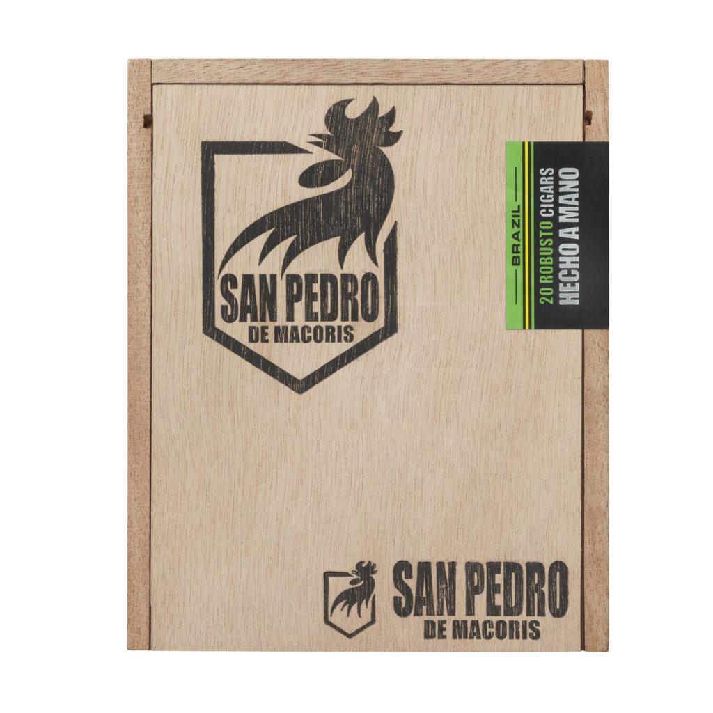 Royal Agio Cigars San Pedro de Macorís Brazil box