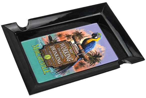 Chumbucket Ashtray Margaritaville and LandShark cigarware