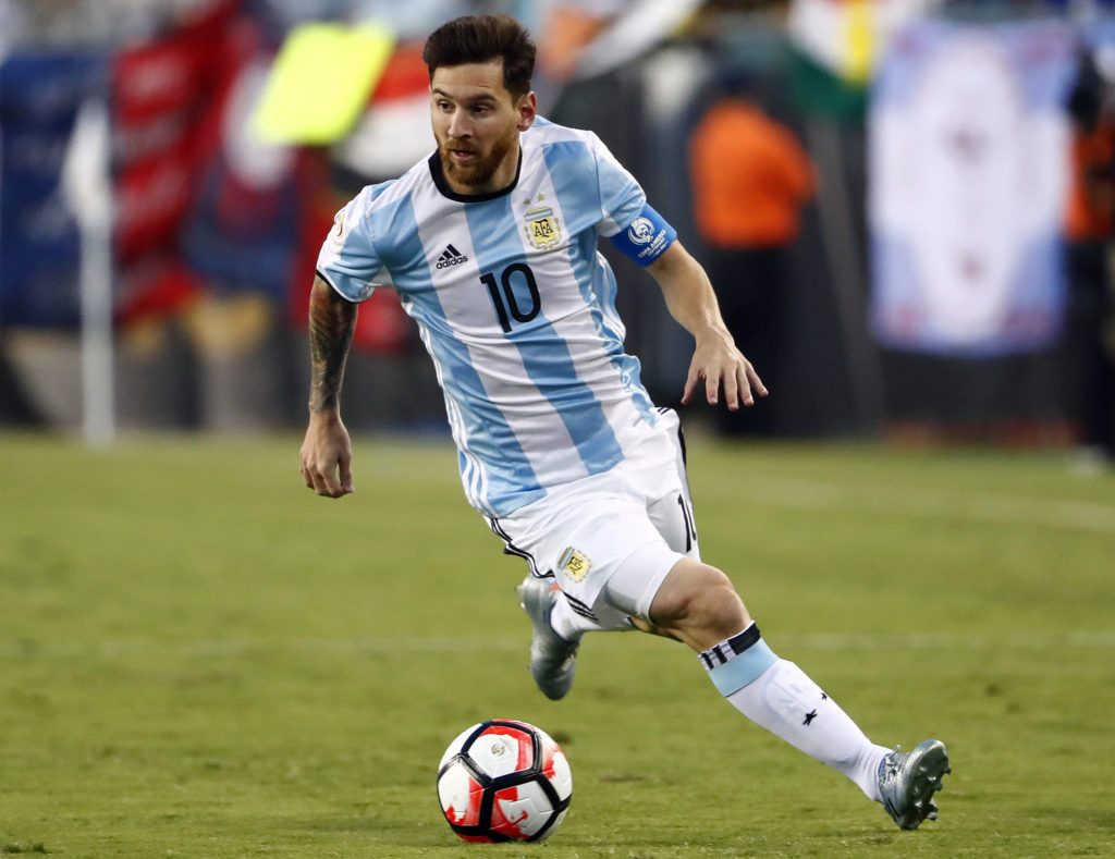 Soccer: 2016 Copa America Centenario-Argentina at Venezuela world cup 2018 preview