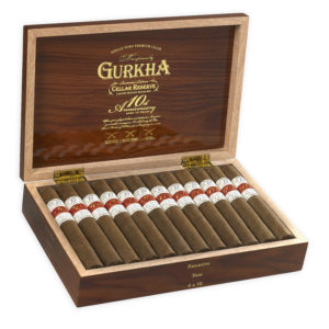 CELLAR RESERVE 10TH ANNIVERSARY gurkha ipcpr releases