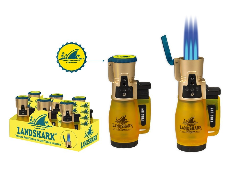 Margaritaville and LandShark cigarware