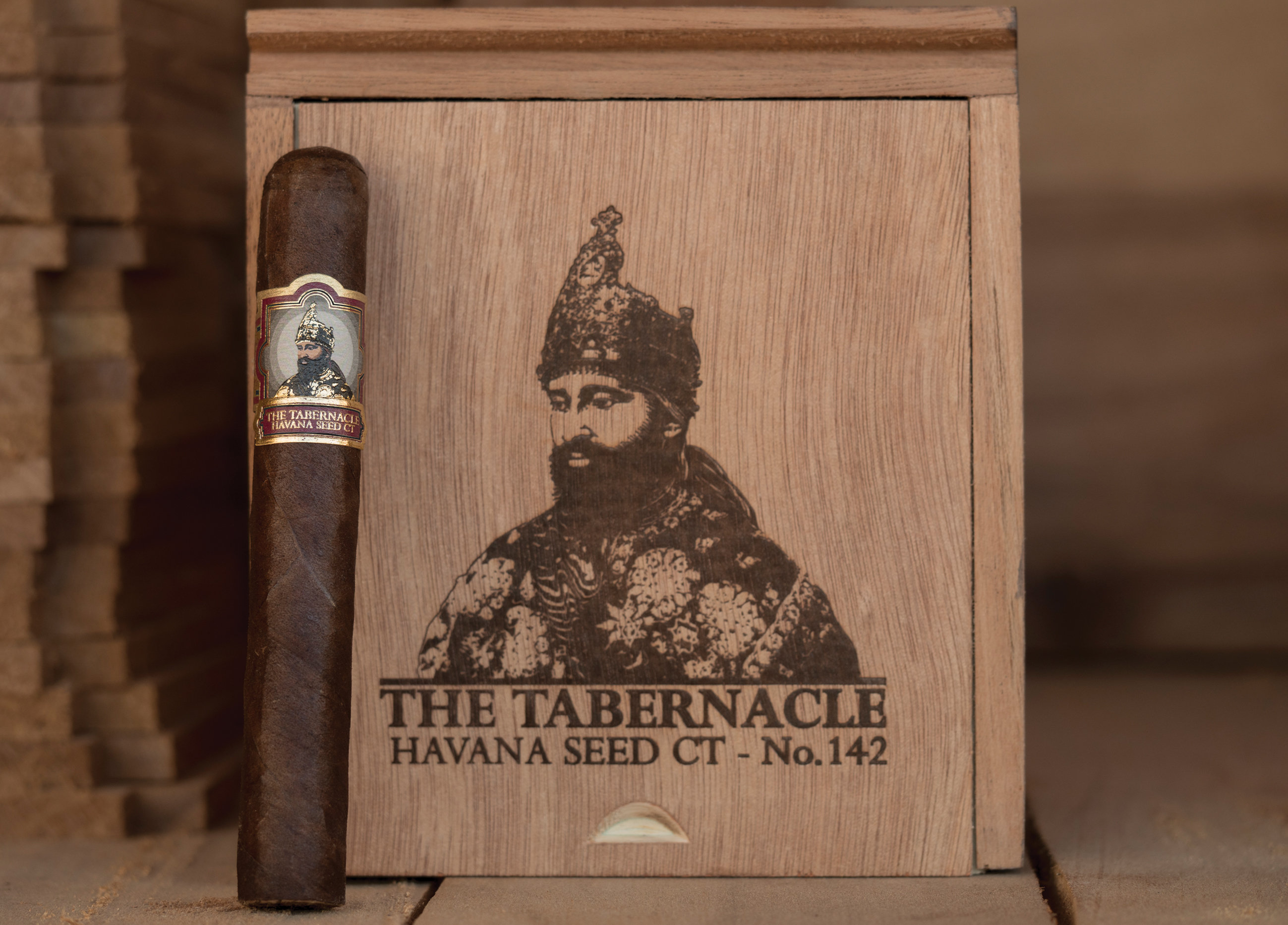Foundation cigar company Tabernacle Havana Seed CT #142