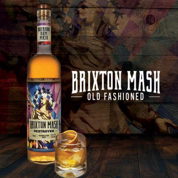 Brixton Mash Old Fashioned john drew brands