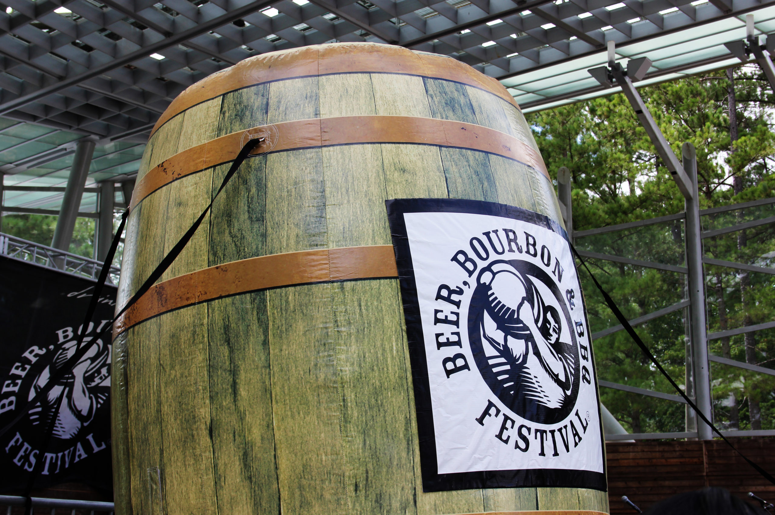 Beer bourbon & bbq festival cary