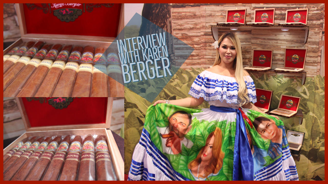 karen berger don kiki cigars