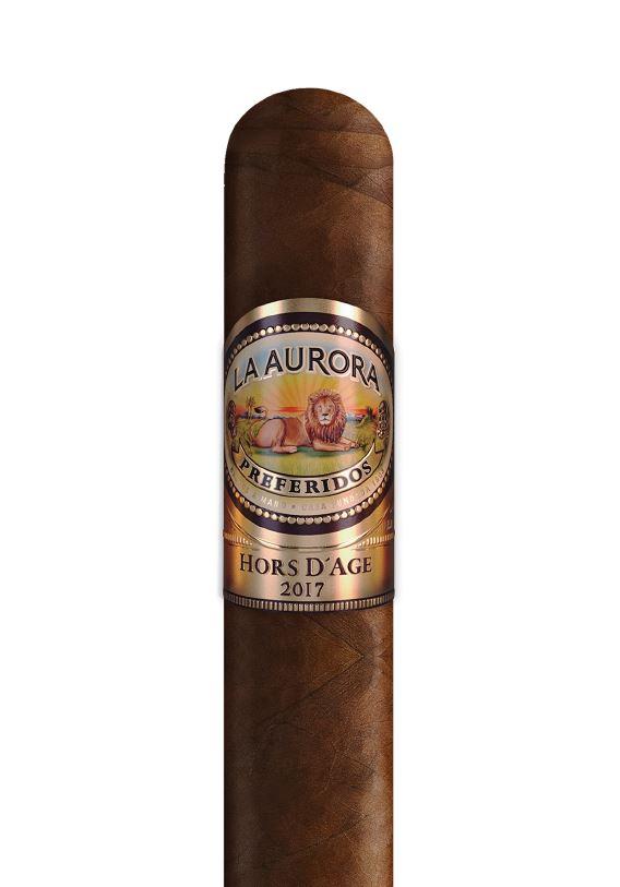 La Aurora Hors d'Age 2017