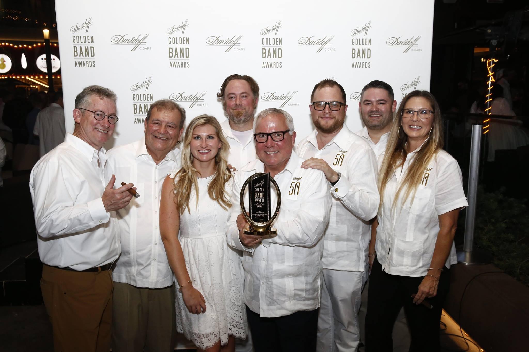 golden band awards davidoff