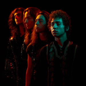 Greta Van Fleet from the fires review