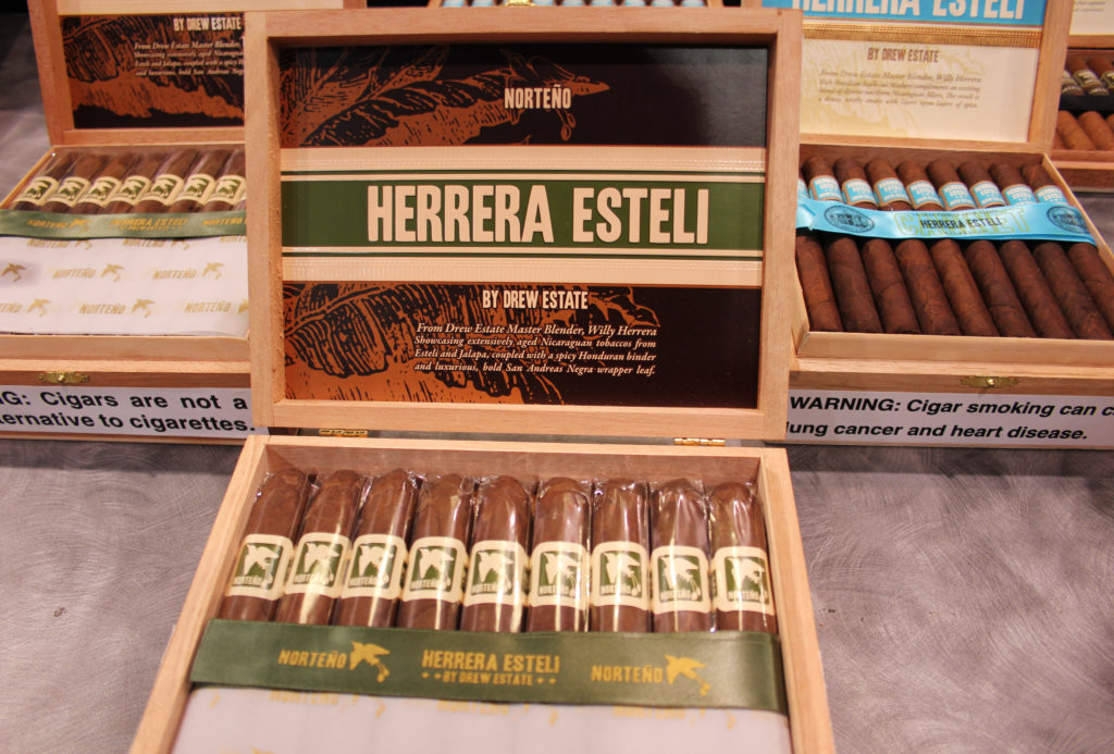 in our Humidor Herrera