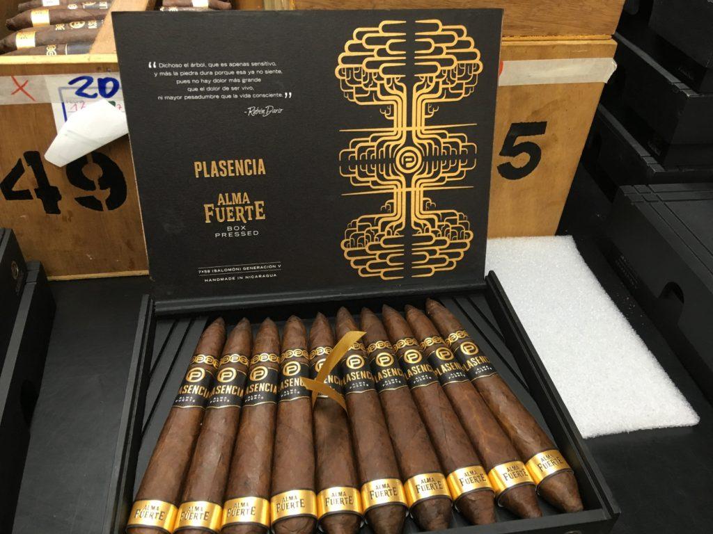 Plasencia cigars factory