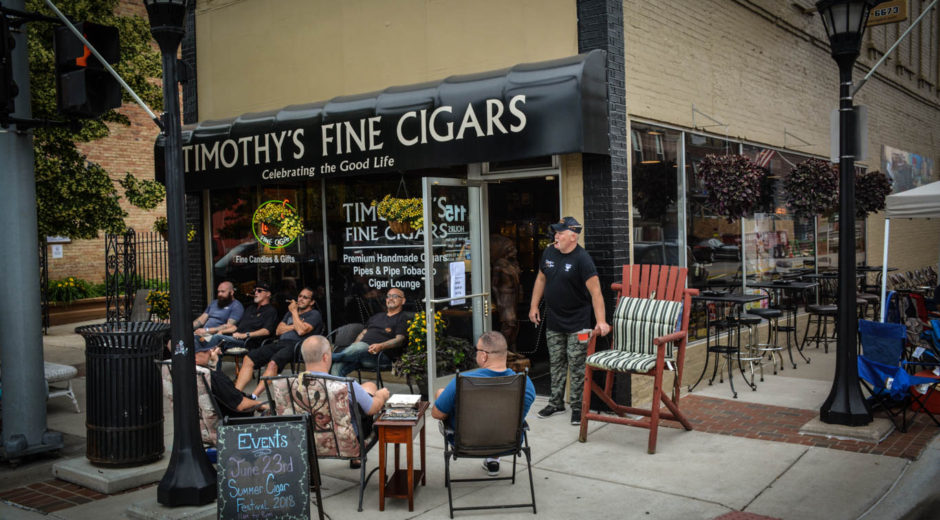 where to smoke michigan Lounge Timothy's (3)