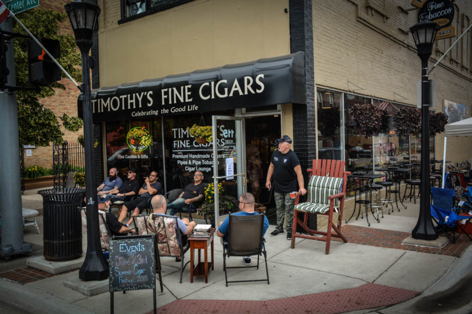where to smoke michigan Lounge Timothy's (3)