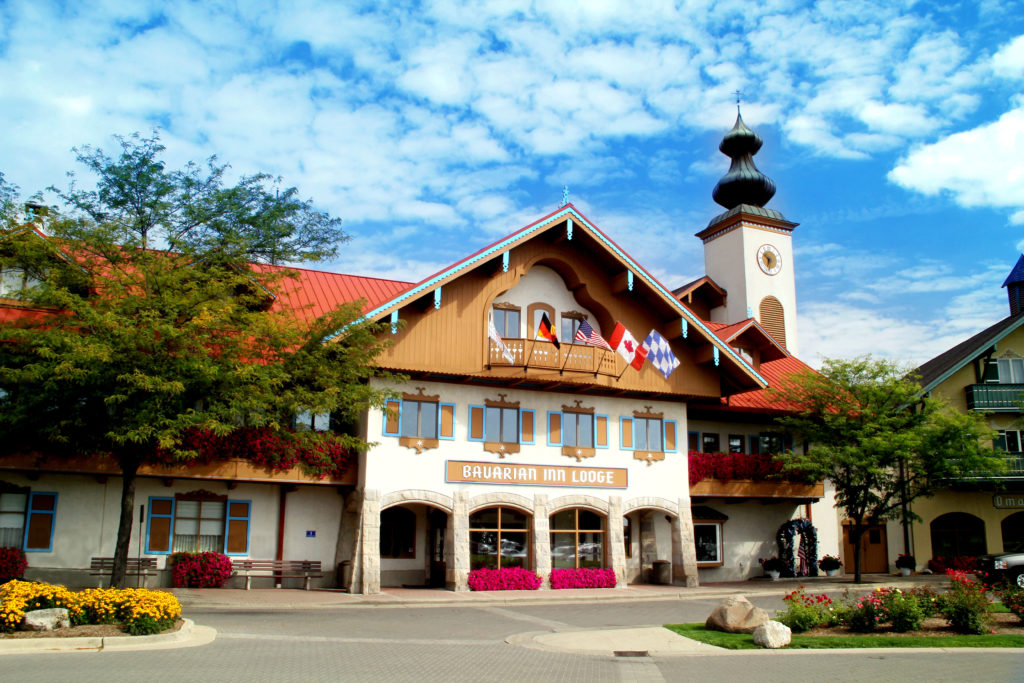 where to stay Michigan Bavarian Inn Close