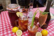 Mixology fall drinks drinks noon kickoff