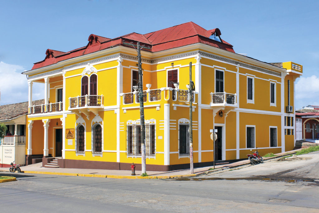 Mombacho casa Favelli