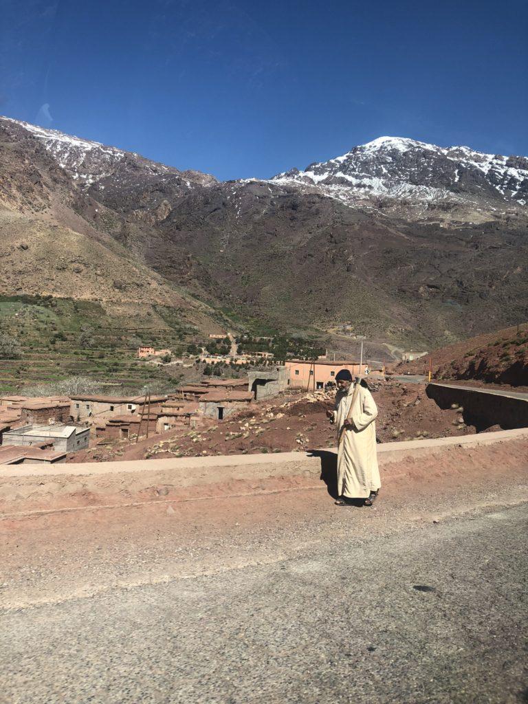 Morocco Berber Village Atlas MT