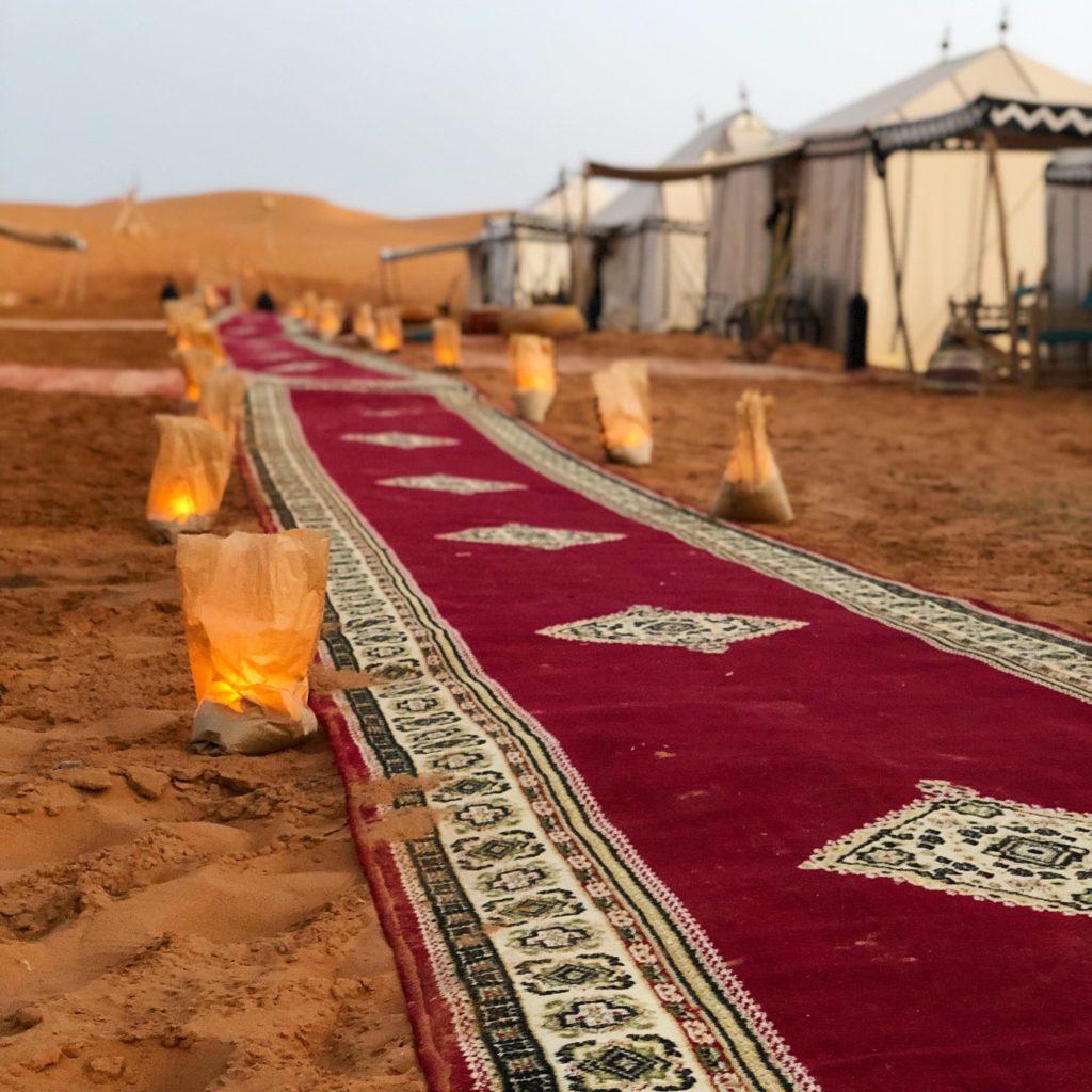 Morocco Sahara Camp