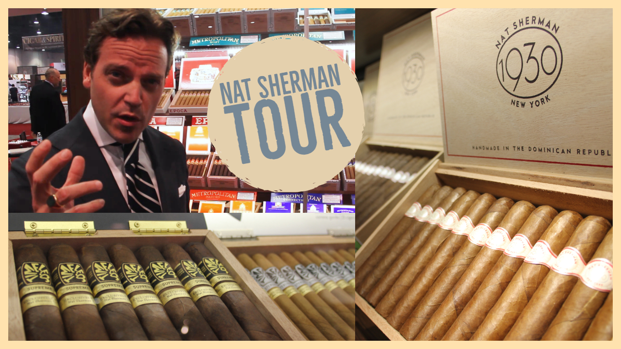 nat sherman michael herklots