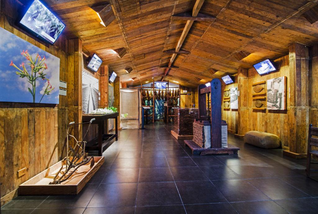 la aurora museum room tour