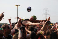 warped tour August Burns Red