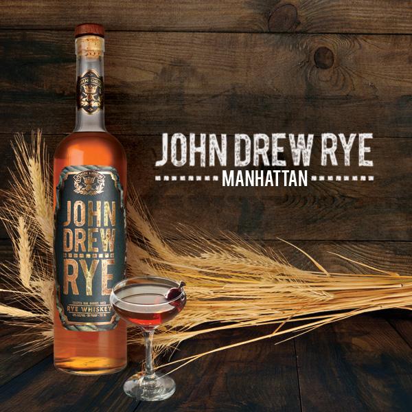 John Drew Rye Manhattan Mixology