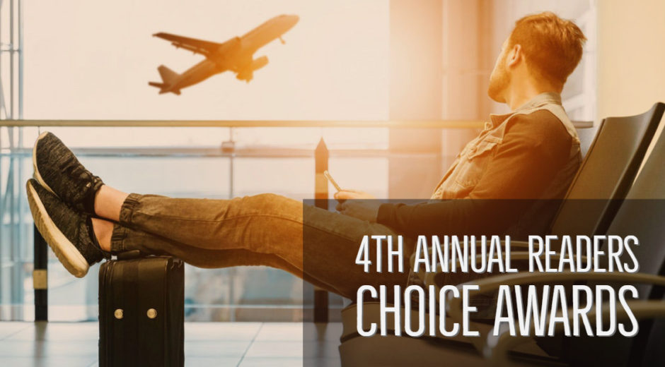 4th annual readers choice awards