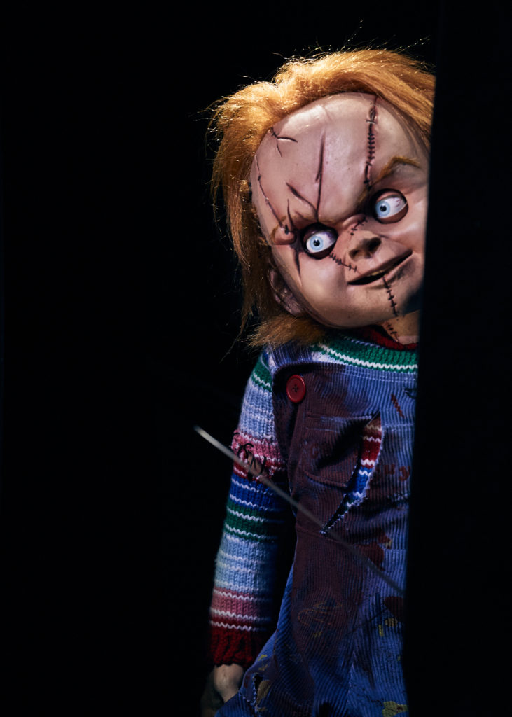 Revenge of Chucky Scare Zone halloween horror nights