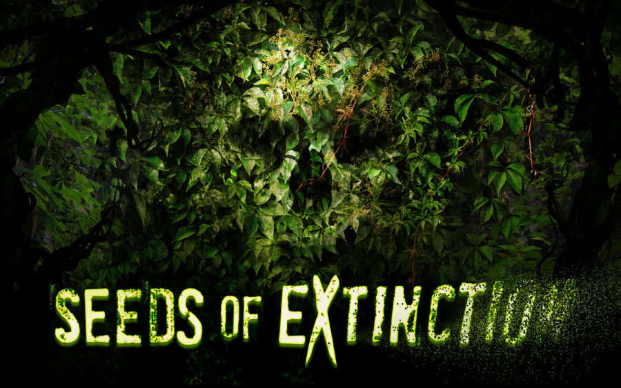 halloween horror nights seeds extinction