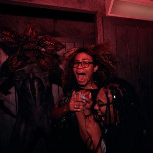 halloween horror nights stranger things
