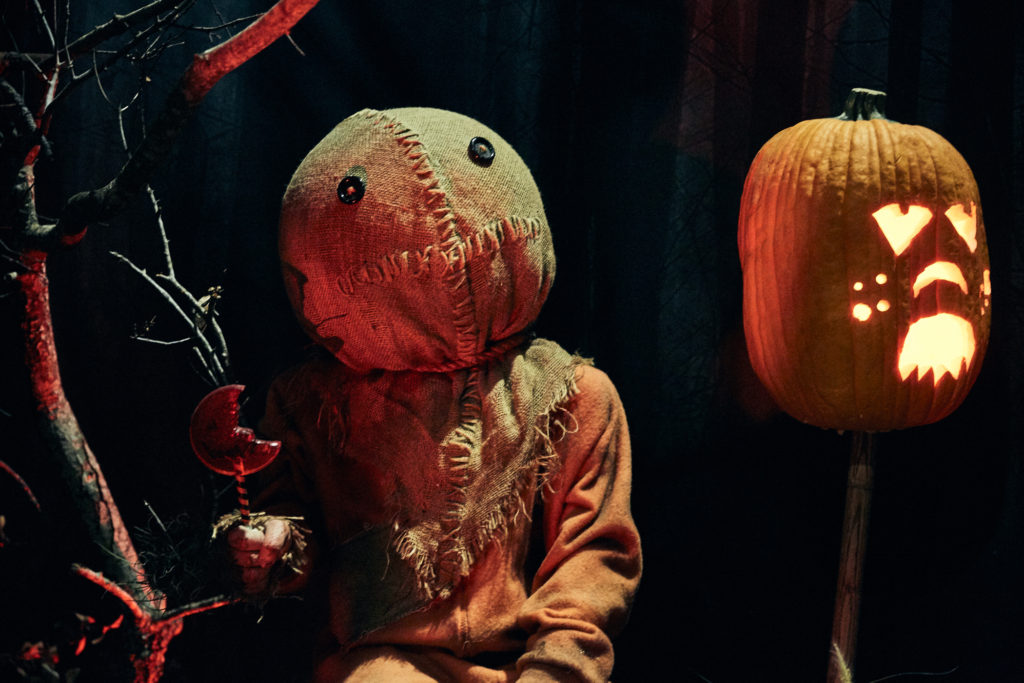 Trick 'r Treat Haunted House halloween horror nights